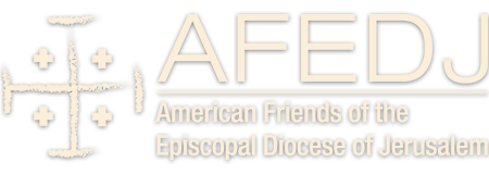 American Friends of the Episcopal Diocese of Jerusalem Logo