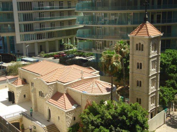 All Saints Episcopal Church in Beirut